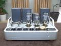 TAKATSUKI 高槻電器工業 TA-S01 300B 真空管 ステレオパワーアンプ