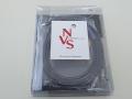 [メーカーデモ品] NVS Sound FD V Phono Cable NVSフォノケーブル 1.5m