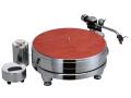 Acoustic Solid アコースティックソリッド Solid Machine small R 糸ドライブ式アナログプレーヤー アームレス