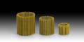 KRYNA クライナ Tube Radiator 真空管放熱フィン 放熱・制振・シールド効果で音質と寿命UP