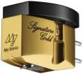【送料無料】My Sonic Lab マイソニックラボ Signature Gold 超低インピーダンス型MCカートリッジ