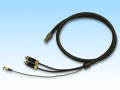 SAEC サエク SCX-5000D-R(DIN-RCA) 高品質フォノ・ケーブル 1.3m