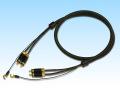SAEC サエク SCX-5000R-R(RCA-RCA) 高品質フォノ・ケーブル 1.3m