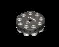 SAEC SRS-9 高性能レコードスタビライザー 重量298g 日本製