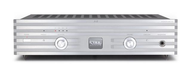 SOULNOTE ソウルノート A-0 Integrated Amplifier SOULNOTE 10周年記念モデル プラチナム・シルバー