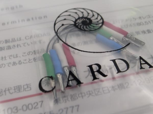 CARDAS AUDIO カルダス・オーディオ HSL PCC ER