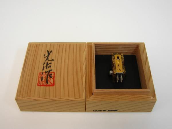KOETSU 光悦 MCカートリッジ URUSHI WAJIMA