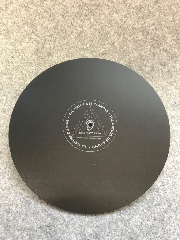 TIGLON ティグロン BFA-MAT ターンテーブルシート