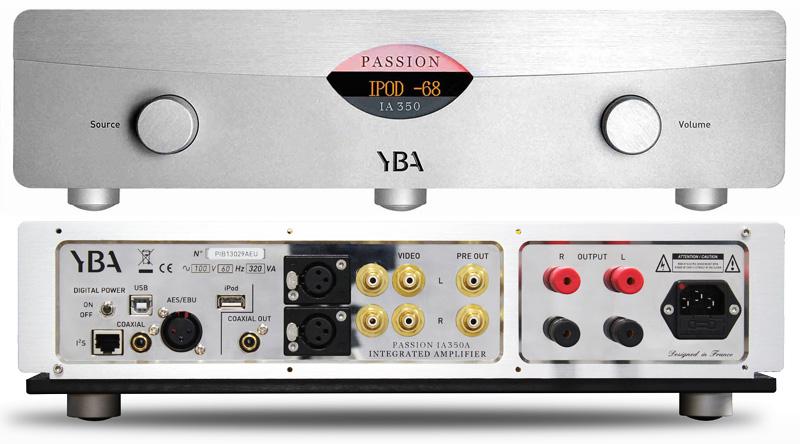 YBA PASSION PASSION Integre IA350A プリメインアンプ