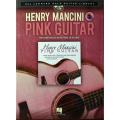 Henry Mancini / Pink Guitar スコアブックCD付