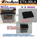 DEKA AGM ETX-30LA