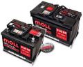 MOLL バッテリー / モル m3 plus K2
