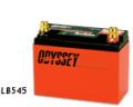 ODYSSEY オデッセイ バッテリー Ultimate LB545 【 メタルジャケット付 】