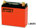 ODYSSEY オデッセイ バッテリー Ultimate LB680 【 メタルジャケット付 】