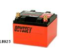 ODYSSEY オデッセイ バッテリー Ultimate LB925 【 メタルジャケット付 】