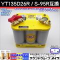 オプティマバッテリー YT135D26R