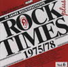 ROCK TIMES plus Vol.6 1975/78 / AUDIOPHILE EDITION ZOUNDS NORMAL CD