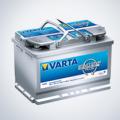 VARTA AGM バッテリー サンプル