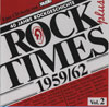 ROCK TIMES plus Vol.2 1959/62 / ZOUNDS