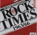 ROCK TIMES plus Vol.3 1963/66 / ZOUNDS