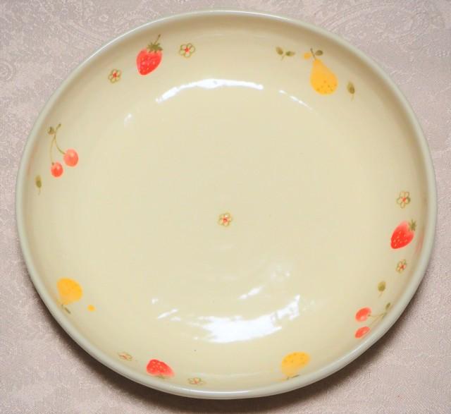 パスタ皿(フルーツ)