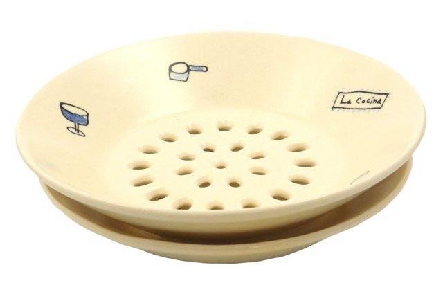 水切皿(キッチン)