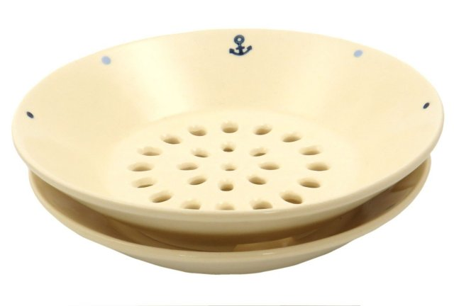 水切皿(いかり)