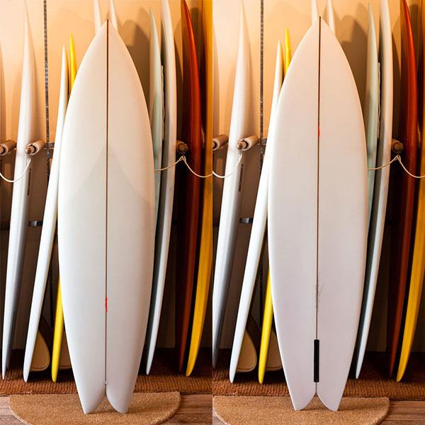 "[CHRISTENSON SURFBOARDS] DAUNTLESS 6'6"""