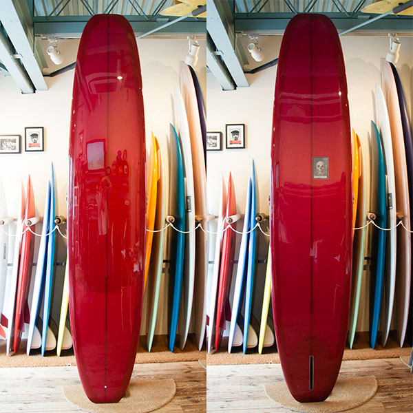 [CHRISTENSON SURFBOARDS] FLAT HEAD 9'4""