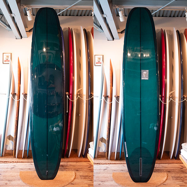 "[CHRISTENSON SURFBOARDS] FLAT HEAD 9'2"""