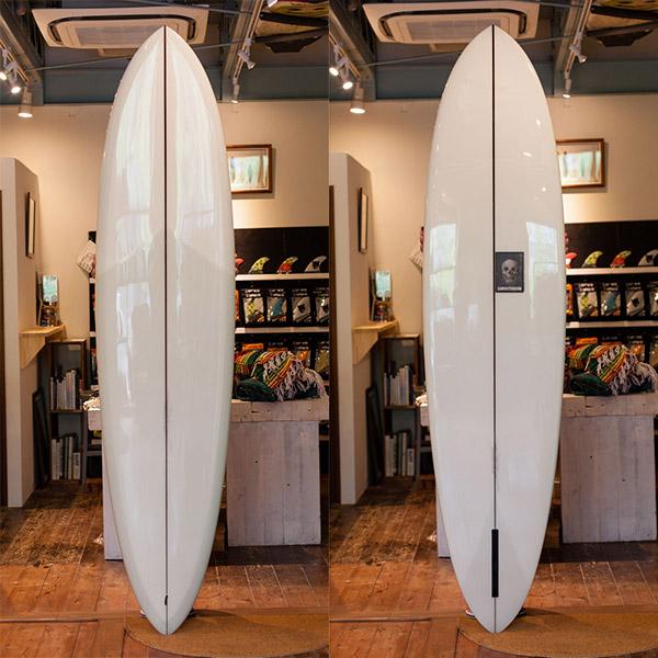 [CHRISTENSON SURFBOARDS] C-BUCKET 7'8″