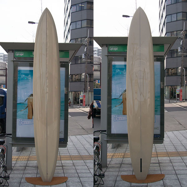 [CHRISTENSON SURFBOARDS] CHRIS CRAFT 12'