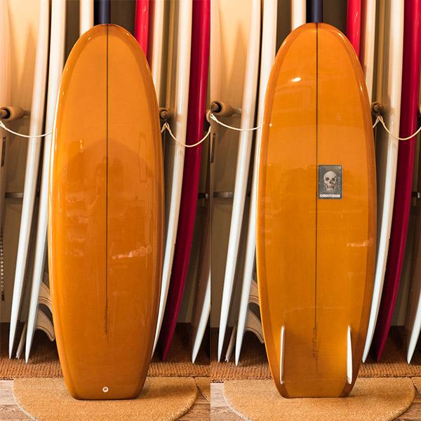 """[CHRISTENSON SURFBOARDS] OCEAN RACER 5'8"""""""