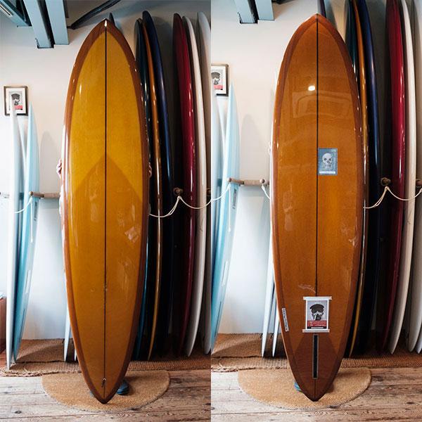 "[CHRISTENSON SURFBOARDS] C-BUCKET 7'7"""