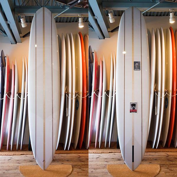 "[CHRISTENSON SURFBOARDS] CALIFORNIA PIN 9'4"""