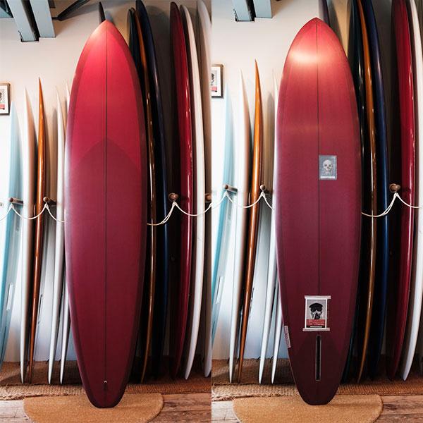 "[CHRISTENSON SURFBOARDS] FLAT TRACKER 8'2"""