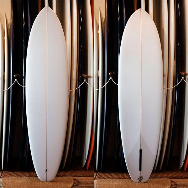 "[CHRISTENSON SURFBOARDS] FLAT TRACKER 7'0"""