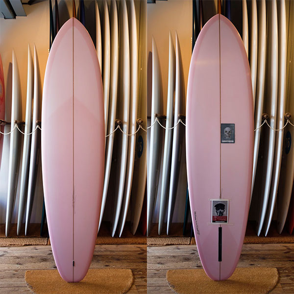 [CHRISTENSON SURFBOARDS] FLAT TRACKER 7'0""