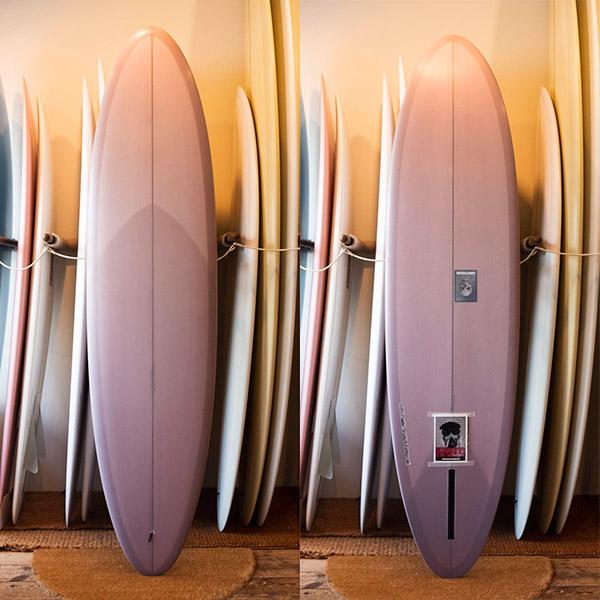 "[CHRISTENSON SURFBOARDS] HUNTSMAN 7'4"""