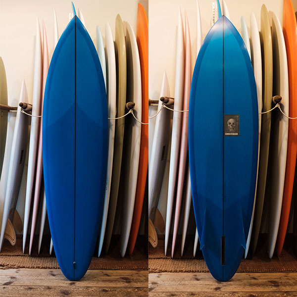 [CHRISTENSON SURFBOARDS] SOLITUDE(bonzer) 6'6