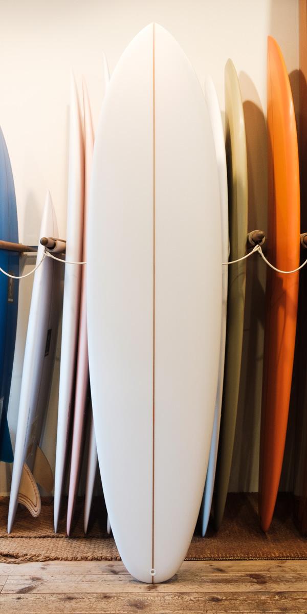 CHRISTENSON SURFBOARDS, TWIN TRACKER