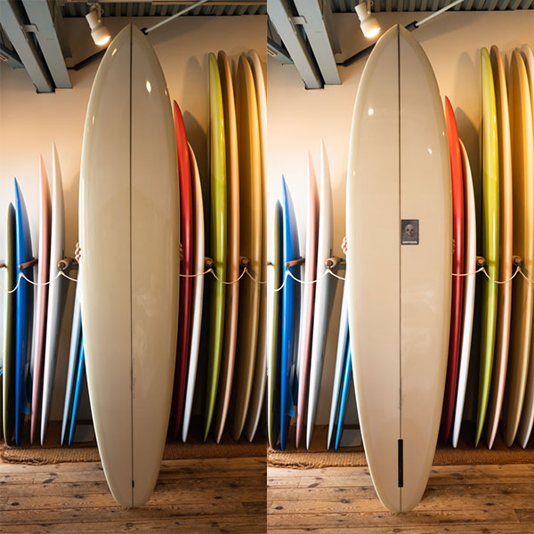 "[CHRISTENSON SURFBOARDS] FLAT TRACKER 8'6"""