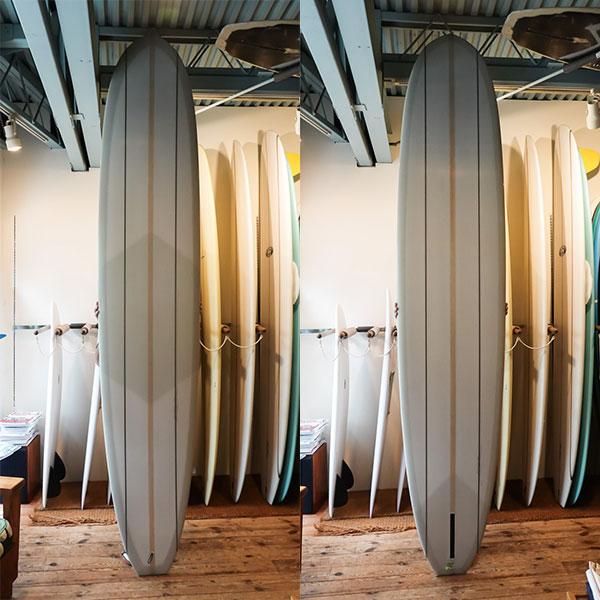 [CHRISTENSON SURFBOARDS]  COLT 9'10