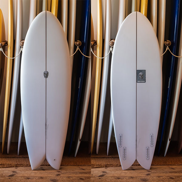 "[CHRISTENSON SURFBOARDS] MY CONAUT 5'5"""