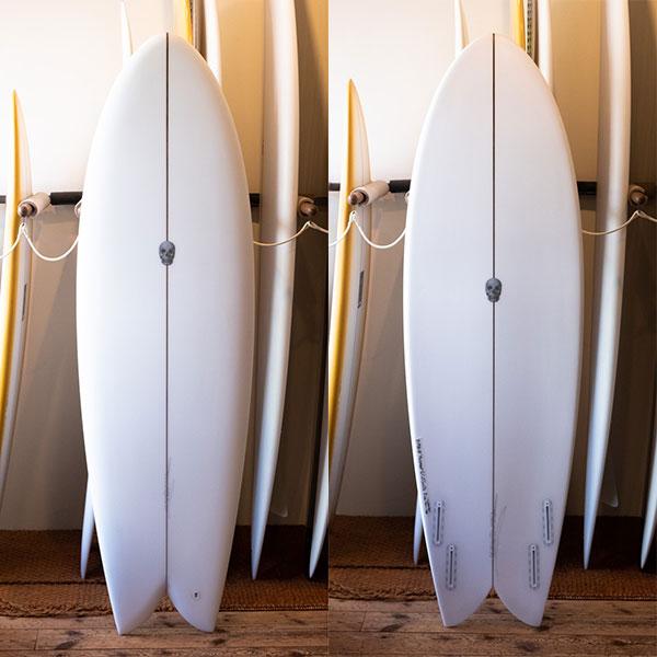 [CHRISTENSON SURFBOARDS] MY CONAUT 6'1