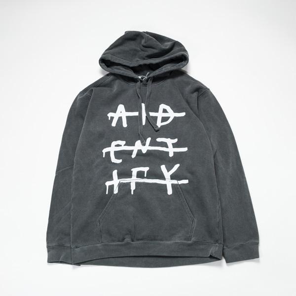 """[AIDENTIFY] Garment Dyed 9.5 oz Parka """"DRIP"""""""