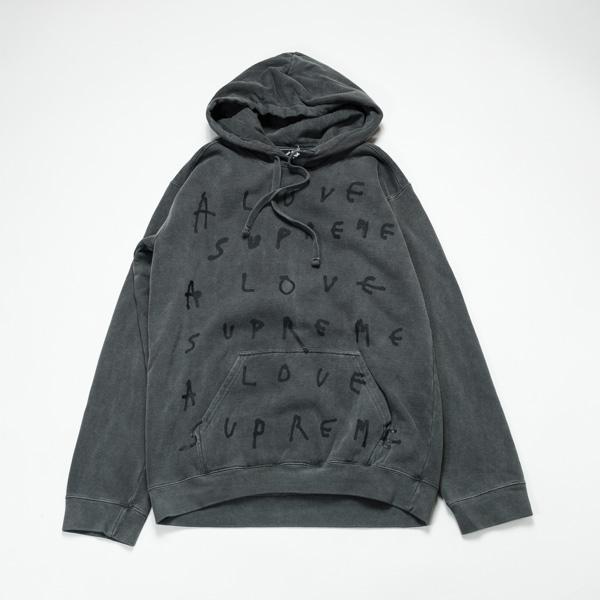 """[AIDENTIFY] Garment Dyed 9.5 oz Parka """"A LOVE SUPREME"""""""