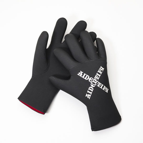 [AIDENTIFY] SKIN GLOVES 3mm