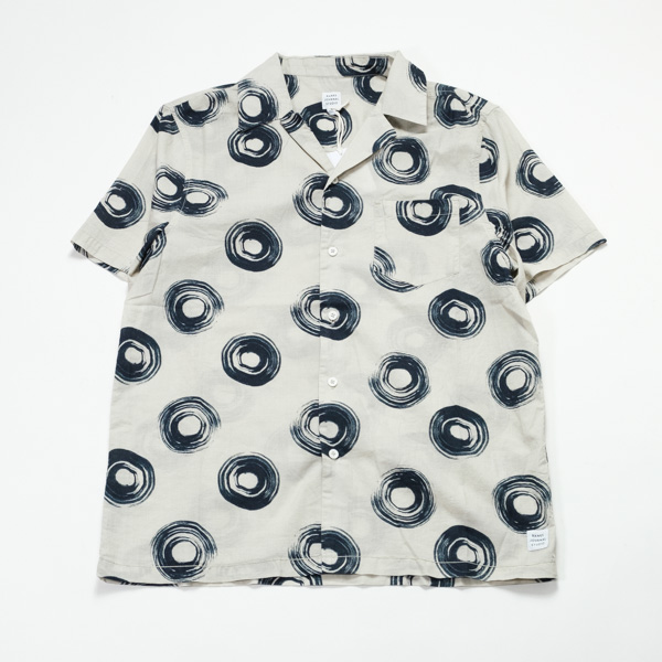 [BANKS] TY WILLAMS BEING S/S WOVEN SHIRTS