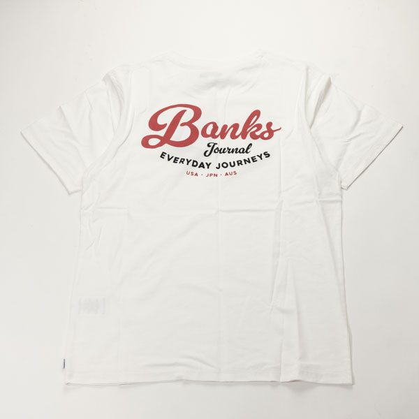 [BANKS] BROADCAST TEE